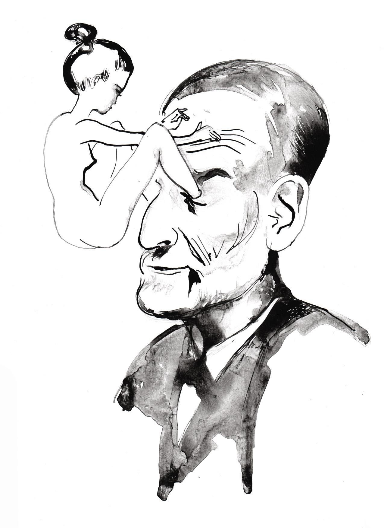 Freud`s drawings